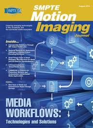 Motion Imaging Journal Society Of Motion Picture Television