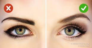 by adding some light to your eyes by placing shimmer at the inner corners and below your eyebrows will give the appearance of more open awaken eyes