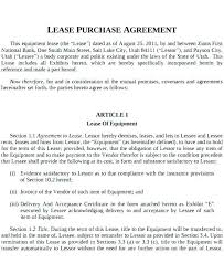 lease purchase contract. Modren Contract Lease Purchase Contract Template Equipment Agreement Commercial Real Estate  Form Throughout Lease Purchase Contract M