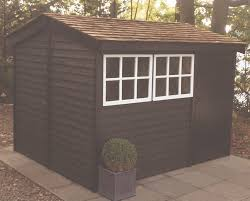 the stanford apex 10 wide x 8 deep pressure treated barnstyle holt apex with optional cedar shingle