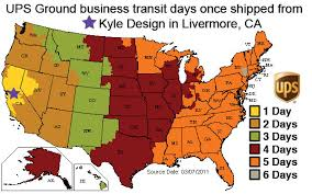 Ups International Shipping Rates Chart Kyle Design Shipping Rates Delivery Times
