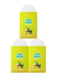 Три набора <b>пэдов для снятия макияжа</b> с авокадо Scinic Avocado ...
