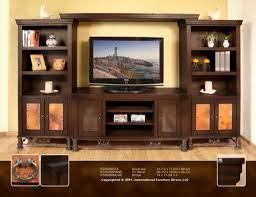 Small Picture How To Decorate A Wall Unit Home Design