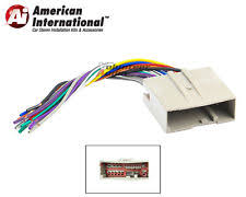 ford explorer wiring harness ebay Ford Aftermarket Wiring Harness ford car stereo cd player wiring harness wire aftermarket radio install plug (fits ford ford aftermarket radio wiring harness