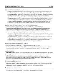 Biotech Resume Examples Biotech Resume Examples Under Fontanacountryinn Com