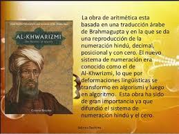 Al – Khwarizmi