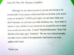 complaint letter to neighbor complaint letter neighbor resume sample logistics executive