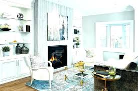 floating shelves fireplace concrete hearth painting stone ideas over with near