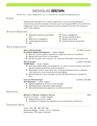 Unc Resume Builder resume Unc Resume Builder 1