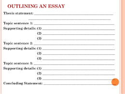 example for and against essay qualities