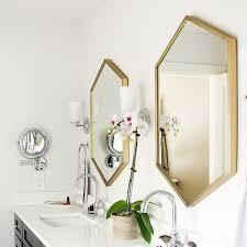 bathroom remodeling des moines ia. Simple Des Master Bathroom Remodel Jillian Lare Interior Design Des Moines Iowa   Brass Mirrors White Quartz Throughout Remodeling Ia