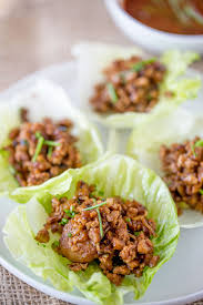 p f chang s en lettuce wraps is the most por item on the menu for good reason