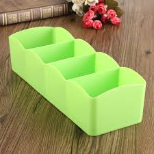 diy plastic drawer organizer storage divider box for tie