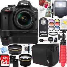 Nikon D3400 Lens Compatibility Chart
