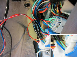 diy gen3 keyless entry alarm installation many pics toyota now seeing i was going to run wires to the passenger side anyway i ended up connecting the lock unlock signals to the passenger side kick panel