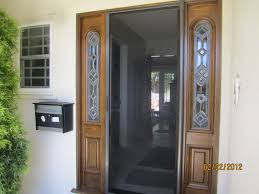 screen door service in hills best storm doors with screens mobile screen service