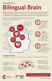 best the benefits of being bilingual images benefits of a bilingual brain infographic e learning infographics