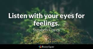 Listening Quotes New Stephen Covey Quotes BrainyQuote