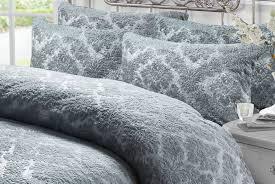bedding deals duvets teddy fleece