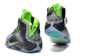 lebron shoes 12 green. nike lebron 12 \ shoes green