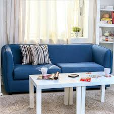 blue couches living rooms minimalist. Scandinavian Minimalist Modern Blue Beanbag Style Living Room Sofa Combination Ikea IKEA Small Apartment Multiplayer-in Office Sofas From Furniture On Couches Rooms O