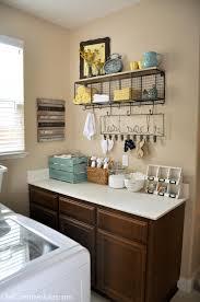 laundry room décor look fab faux sho