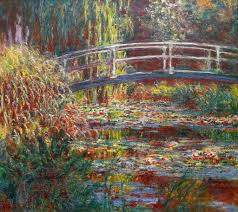 back to claude monet paintings