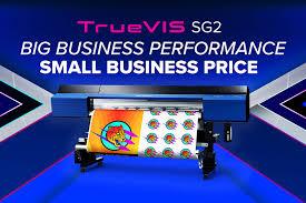 <b>TrueVIS SG2</b> Large Format Printer/Cutters | <b>Roland</b> DGA