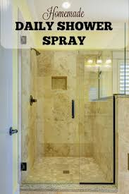 Best Bath Decor best bathroom cleaner for mold and mildew : Daily Shower Spray Recipe - Easy, Inexpensive, Effective!