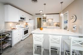 All White Kitchen Designs Decor Awesome Decorating Ideas