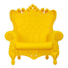 queen of love armchair by slide design  yliving