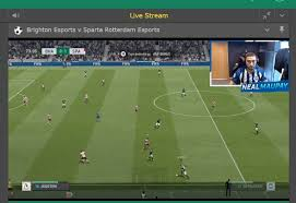 fifa ultimate quaranteam live streaming