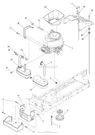 murray 7800399 elt175460h 17 5hp 46 hydro 2009 parts diagram zoom