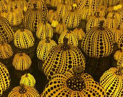 Image result for yayoi kusama pumpkin