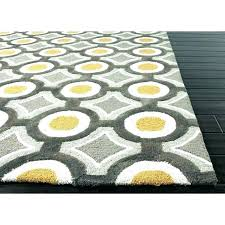 grey and yellow rugs architecture gray rug area for plan counter height dining argos blue hexagon grey yellow rug