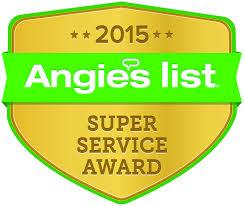 2016 angies list award