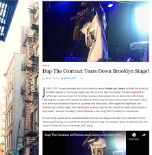Press — Dap The Contract