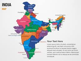 powerpoint map templates india map ppt template powerpoint map templates targergolden