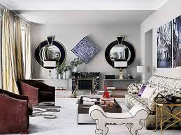 double decorative wall mirrors for living room