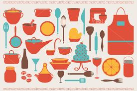 vintage cooking utensils clipart. On Vintage Cooking Utensils Clipart