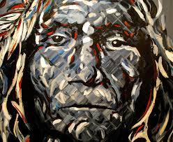 native american chief art hanavich miami