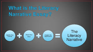literacy narrative paper overview  4 identify your literacy