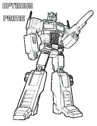 Transformers Coloring Pages Bumblebee Car Bumblebee Transformer