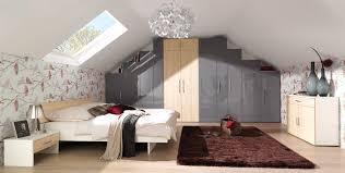 Deko Dekoration Schlafzimmer Dachschräge Struktur Gestalten Von