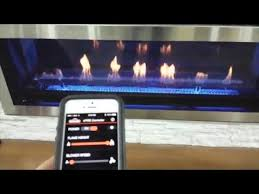 eFire CONTROLLER iphone demonstration - YouTube
