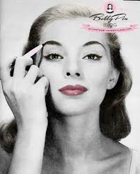 1952 1 000 hints beauty magazine today s lesson eyebrows