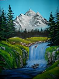 1000 ideas about bob ross paintings on bob ross acrylic paintings and