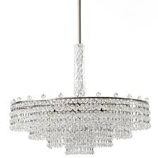 a beautiful chandelier by palwa palme walter germany manufactured in mid