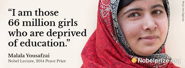 Malala Quotes Custom Happy Birthday Malala These 48 Quotes Prove She48s The Most