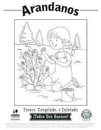 Spanish Coloring Sheet Redjoinfo